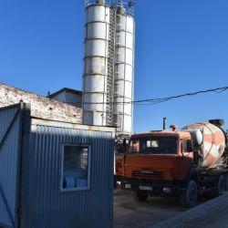 Бетонный завод рбу - производство бетона