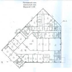 Торговый комплекс  3800 кв м2 6
