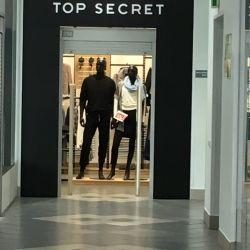 Магазин одежды TopSecret