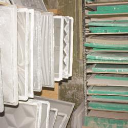 Производство гипсовых панелей и мягкой мебели 9