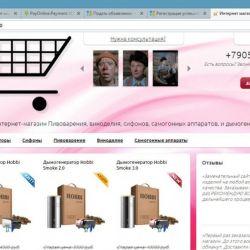 Интернет магазин с прибылью от 20тр в неделю