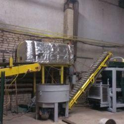 Цех по производству керамзитоблоков 5