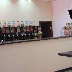 Магазин-кафе с разливными напитками 2