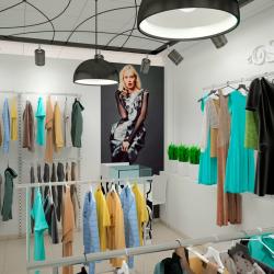 Продаю магазин женской одежды в ТРЦ  1