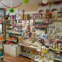 Магазин товаров для детей и творчества 2