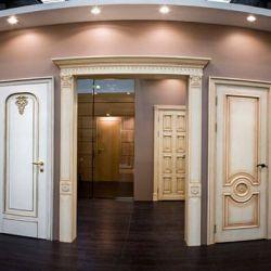 Популярный салон межкомнатных и входных дверей 1
