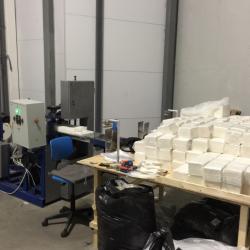 Готовый бизнес производство бумажных салфеток 6