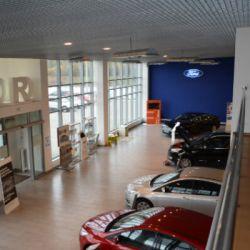 Автосалон официального дилера «Ford» 4