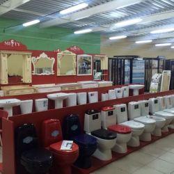 Магазин керамической плитки и сантехники 2