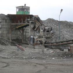 Действующий завод по добыче и переработке ПГС (песчано-гравийные смеси(щебень и отсев)) 2