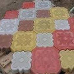 производство тротуарной плитки