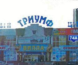 Помещения на 1 этажах Торговый центров Курска 3