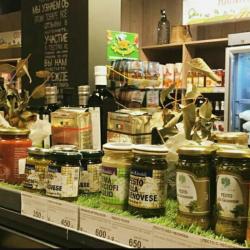 Популярный магазин здорового питания 10