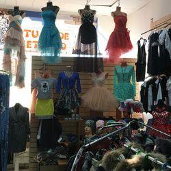 Магазин детской и подростковой одежды в ТРЦ 1