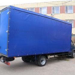 Переоборудование грузовиков. Производство 4