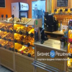Пекарня по известной франшизе в ЮАО 3
