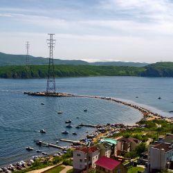 Продается действующая катерная стоянка в центре г. Владивосток.  1
