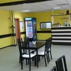 Кафе - столовая в Бизнес центре 5