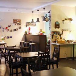 Кофейня Jeffrey's Coffee