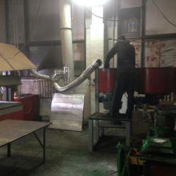 Завод по переработке изношенных шин 3