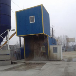 Бетонный завод 4