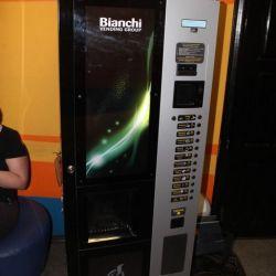 Вендинг. Сеть кофейных автоматов 3