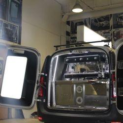 Мобильная кофейня, Кофейня на колесах, Кофемобиль 5