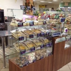Мини Пекарня (магазин горячей выпечки) 1