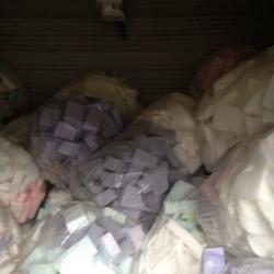Цех по переработке отходов поролона
