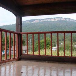 Гостевой дом в горах Адыгеи вблизи Лагонаки 9