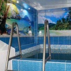Баня с бассейном 5