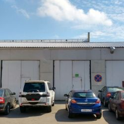 Рабочий молярно-кузовной центр 5