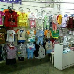 Торговый павильон одежды 4