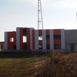 Гостиничный комплекс на трассе М5 со стоянкой 6