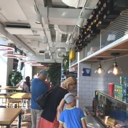 Ресторан рядом с метро, пассажиропоток 7000 чел. 4