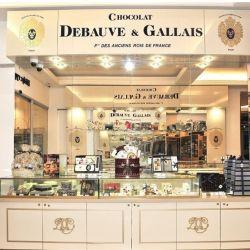 Бутики/магазины Французского шоколада люкс 2