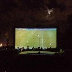 Автомобильный кинотеатр - единственный в Ростове 4