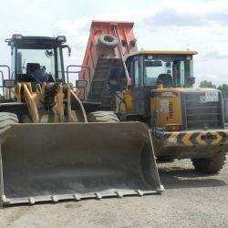 Производство инертных материалов и бетона.