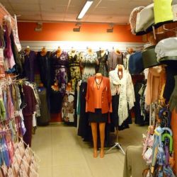 Магазин Женская одежда Канцелярия Игрушки 5