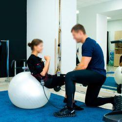 Сеть фитнес-студий (EMS) с франшизой 3