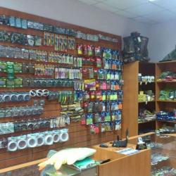 Рыболовный магазин 2