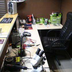 Cервисный центр по ремонту телефонов, ноутбуков, компьютеров 5