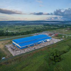 Производство по розливу минеральной воды 2