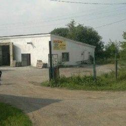 База по производству пеноблока, шиномонтаж 1