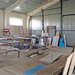 Производственная складская база 8