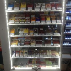 Два табачных магазина с постоянно растущей выручкой 2