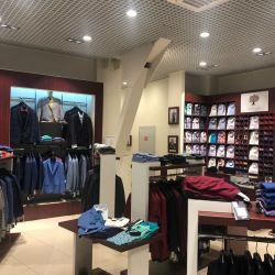 Магазин мужской брендовой одежды в ТЦ Сильвер Молл 6
