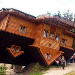 Перевернутый дом 4