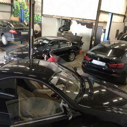 Продам автосервис BMW и Mercedes  1