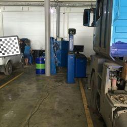 Автокомплекс по обслуживанию грузовых авто 2